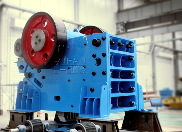 CJ Jaw crusher--Yifan Machinery