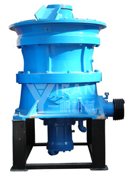 HPC Efficient hydraulic cone crusher