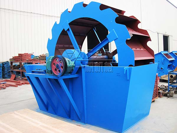 XS sand washing machine