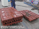 Spare Parts of Jaw Crusher