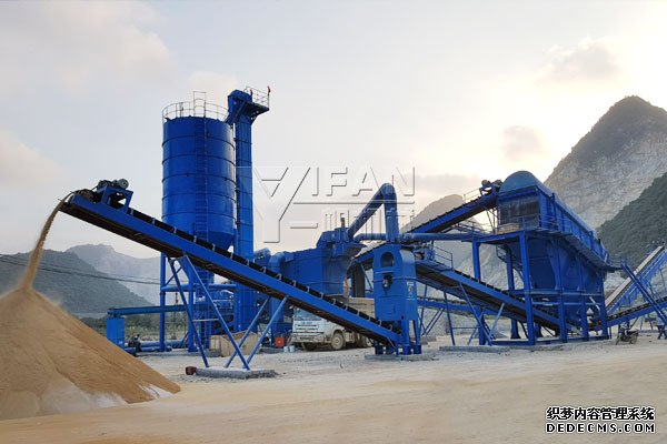 Dry Sand Production Line